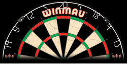WINAMAU dartboard opt