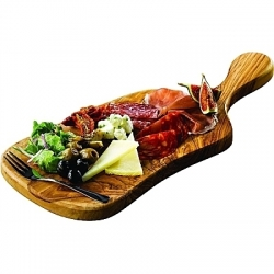 olive wood steak board