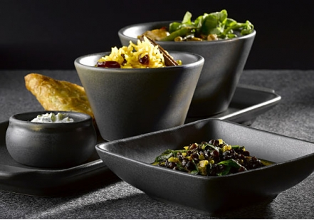 rustico carbon bowls and trays opt