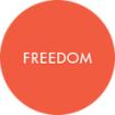 steelite freedom logo