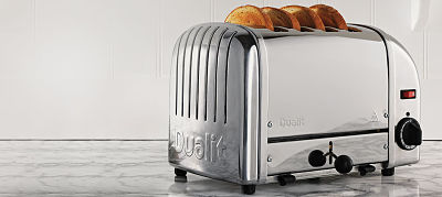 dualit toaster banner