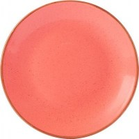 Seasons Coral Rustic Porcelain Crockery