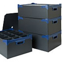Glass Storage Boxes and lids
