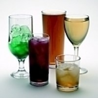 Reusable Plastic Glasses & Jugs