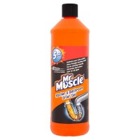 Mr Muscle Drain Cleaner
