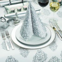 North Pole Xmas Tableware