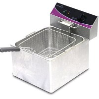 Pantheon PF111 Single Countertop Fryer