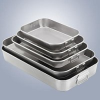 Aluminium Roasting Tins and Baking Trays