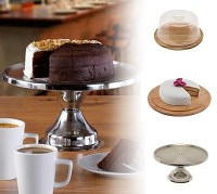 Cake Stands and Baking Items
