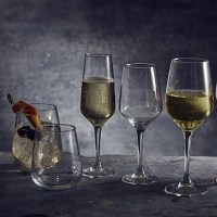 Vicrila Wine Glasses & Tumblers with drinks