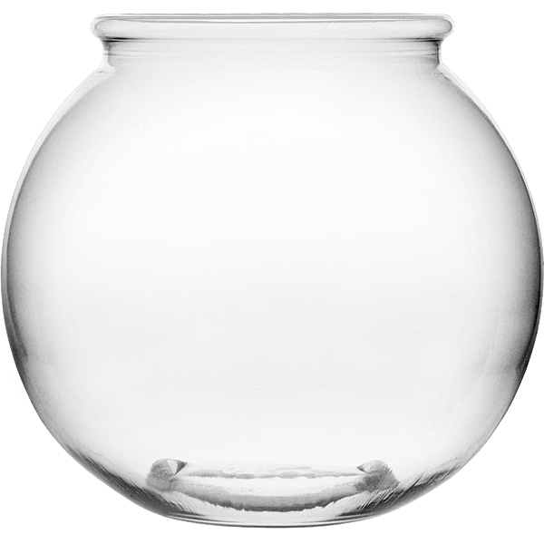 Plastic cocktail fish bowl 3ltr wholesale for Acrylic fish bowl