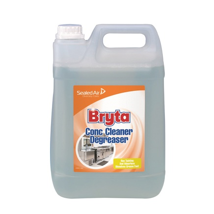 Bryta (was Brillo) Kitchen Cleaner Degreaser | Wholesale Kitchen ...