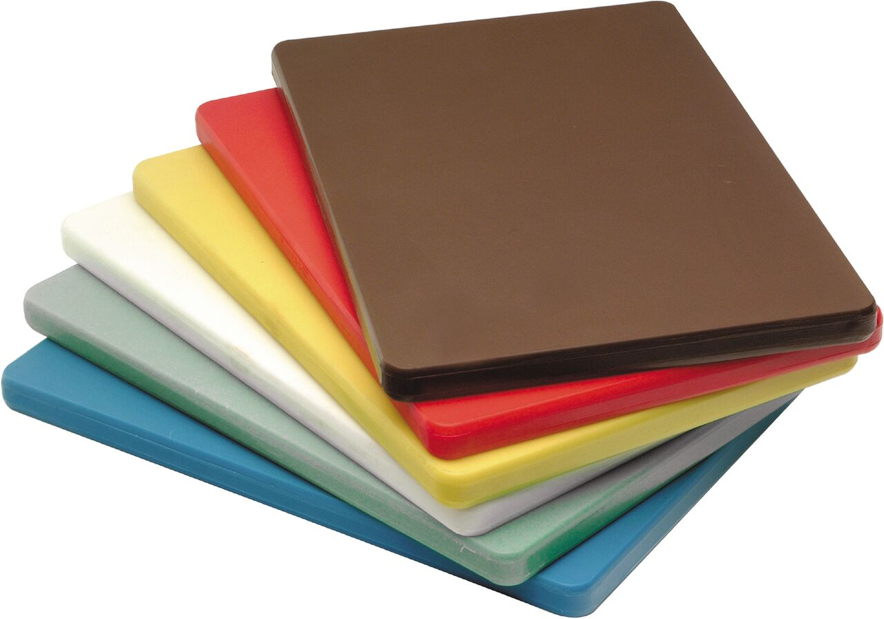 Coloured LD Double Thick Cutting Boards