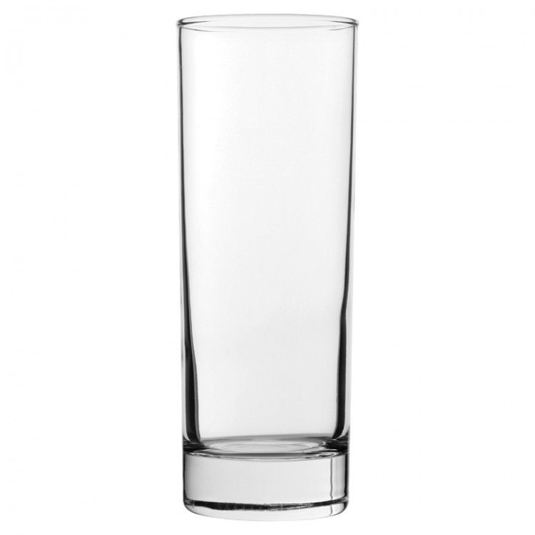 Side Hiball Glass with Heavy Base 12.75oz / 36cl
