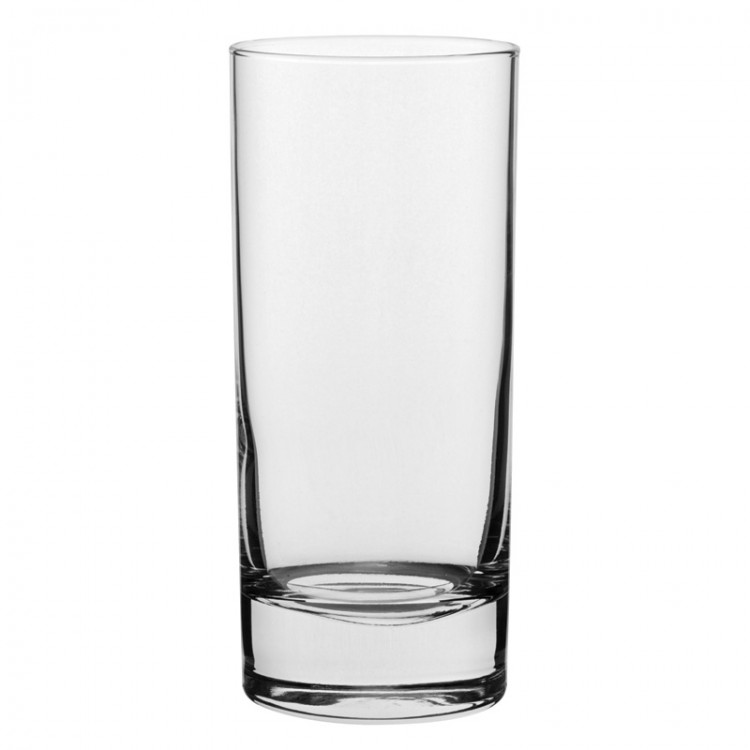 Side Hiball Glass with Heavy Base 11oz / 31cl