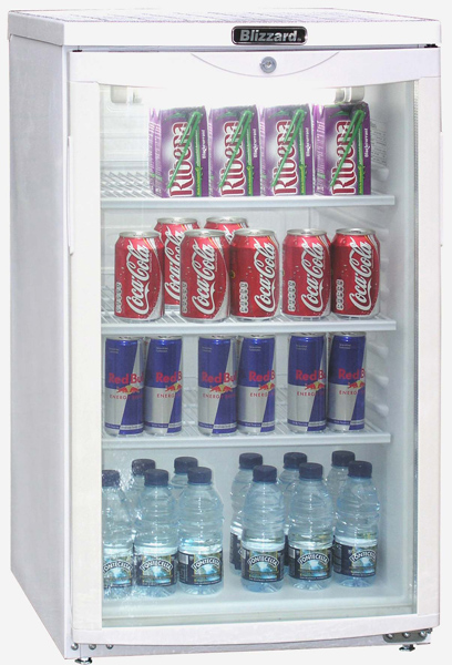 Undercounter Refrigerator With Glass Door Undercounter Display