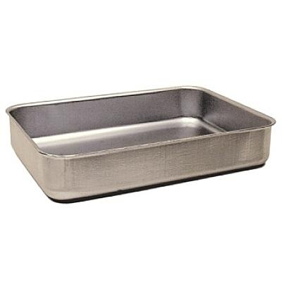 ALUMINIUM BAKING PAN 368x267x20mm