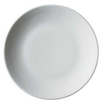 Poircelain Coupe Plate