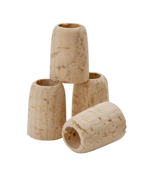 Standard natural optic corks spare corks for bar optics for Wine cork replacement