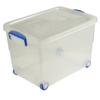 60ltr Ingredients Storage Box on Wheels