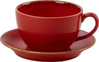 Magma Porcelite Seasons Bowl Cup & Saucer