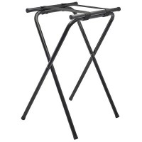 Metal Black Tray Stand