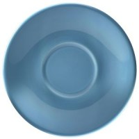 135mm Blue Porcelain Saucer