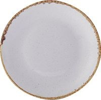 Stone Porcelite Seasons Coupe Plate