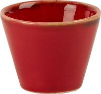 Magma Porcelite Seasons Conic Dip Pot