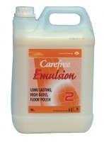 5 Litre Carefree Emulsion Polish STEP 2: Protect