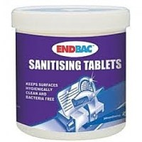 Endbac Sanitising Tablets