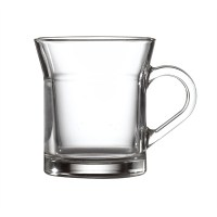 27.5cl Miami Glass Coffee Mug