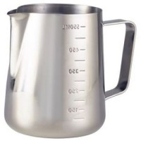 55cl Stainless Steel Graduated Milk Jug