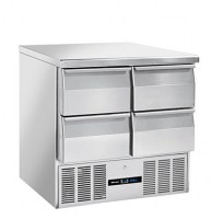 4 Draw Eco Refrigerated Counter