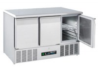 3 Door Compact Refrigerated Counter