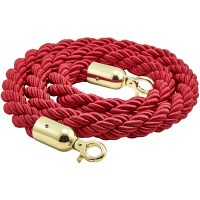 Red Barrier Rope