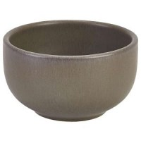 Rustic Stoneware Bowl in ANTIGO GREY
