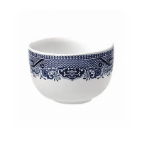 Churchill Blue Willow Sugar Bowl