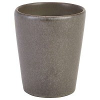 Conical Cup in ANTIGO GREY