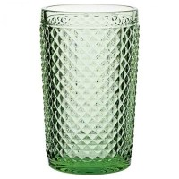 Dante Emerald Hi Ball Tumbler Glasses 13.75oz / 39cl