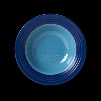 Freedom Blue Melamine Bowl