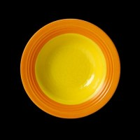 Freedom Yellow Melamine Bowl