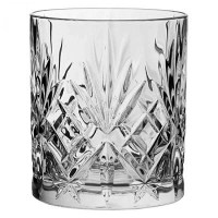 Melodia Crystal Cut D.O.F Large Spirit Glass 11oz / 31cl