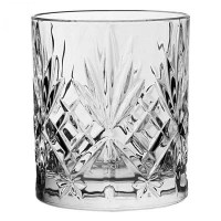 Melodia Crystal Cut Spirit/Juice Glass 8oz / 23cl