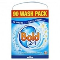 Bold 2 in 1 Detergent & Fabric Softener