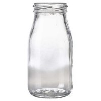 Mini Milk Bottle 20cl/7oz