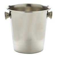 Mini Stainless Steel Ice Bucket