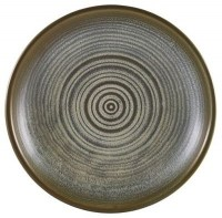 Matt Grey Deep Coupe Plate