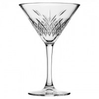 Timeless Vintage Martini Glasses 8oz / 23cl