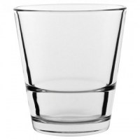 Grande Rocks Stacking Glass 11oz / 31cl Super Toughened